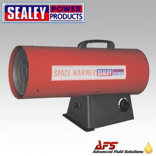 LP100 Sealey Space Warmer® Propane Heater 68,000-97,000Btu/hr